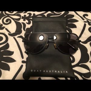 Quay high key mini polarized sunglasses